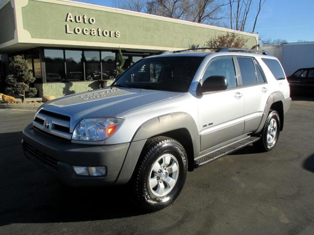 2003 Toyota 4Runner Please feel free to contact us toll free at 866-223-9565 for more information ab