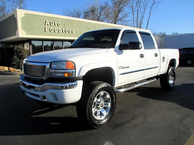 2004 GMC Sierra 2500HD Please feel free to contact us toll free at 866-223-9565 for more information