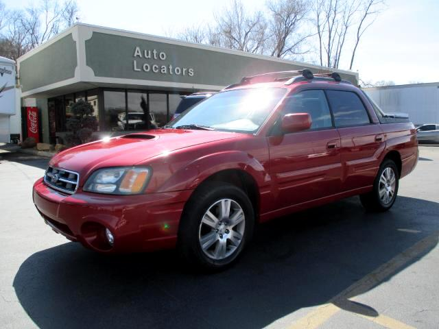 2005 Subaru Baja Please feel free to contact us toll free at 866-223-9565 for more information about