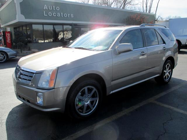 2004 Cadillac SRX Please feel free to contact us toll free at 866-223-9565 for more information abou
