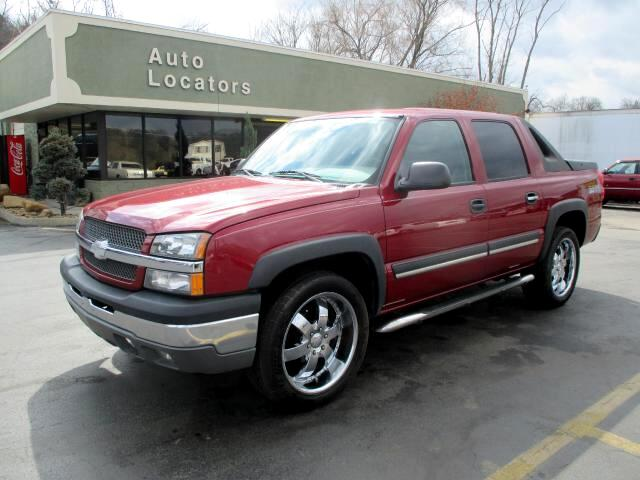 2004 Chevrolet Avalanche Please feel free to contact us toll free at 866-223-9565 for more informati