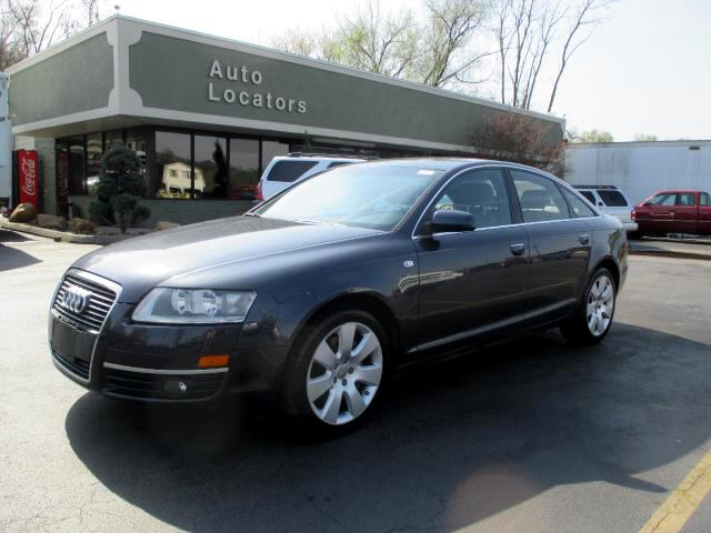2006 Audi A6 Please feel free to contact us toll free at 866-223-9565 for more information about thi