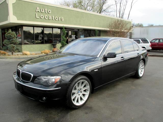 2006 BMW 7-Series Please feel free to contact us toll free at 866-223-9565 for more information abou