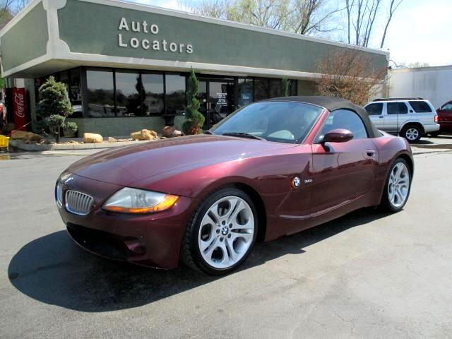 2003 BMW Z4 Please feel free to contact us toll free at 866-223-9565 for more information about this
