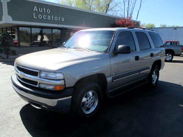 2003 Chevrolet Tahoe Please feel free to contact us toll free at 866-223-9565 for more information a