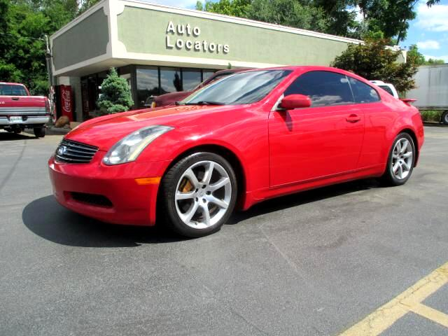 2004 Infiniti G35 Please feel free to contact us toll free at 866-223-9565 for more information abou