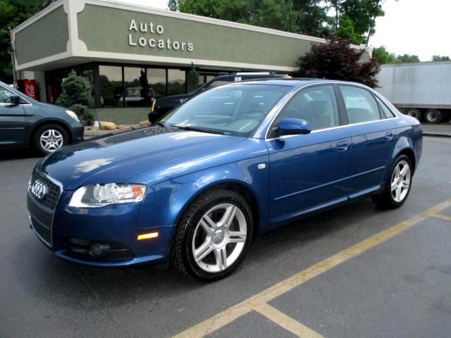 2008 Audi A4 Please feel free to contact us toll free at 866-223-9565 for more information about thi
