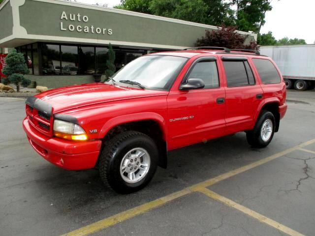 1998 Dodge Durango Please feel free to contact us toll free at 866-223-9565 for more information abo