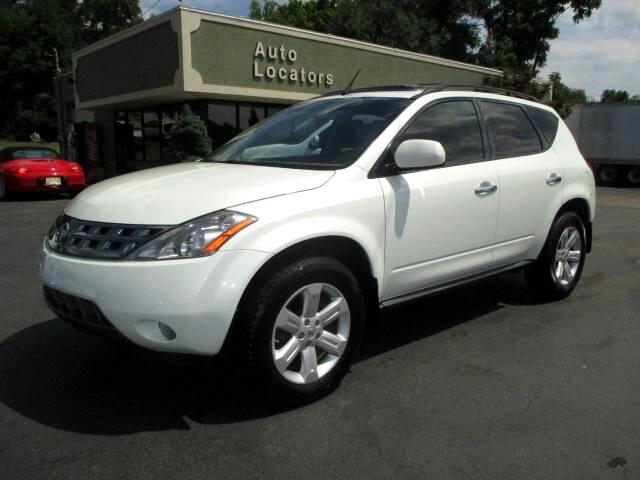 2005 Nissan Murano Please feel free to contact us toll free at 866-223-9565 for more information abo