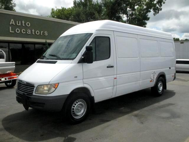 2003 Dodge Sprinter Van Please feel free to contact us toll free at 866-223-9565 for more informatio