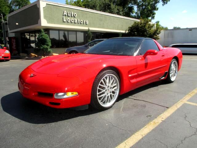 2000 Chevrolet Corvette Please feel free to contact us toll free at 866-223-9565 for more informatio