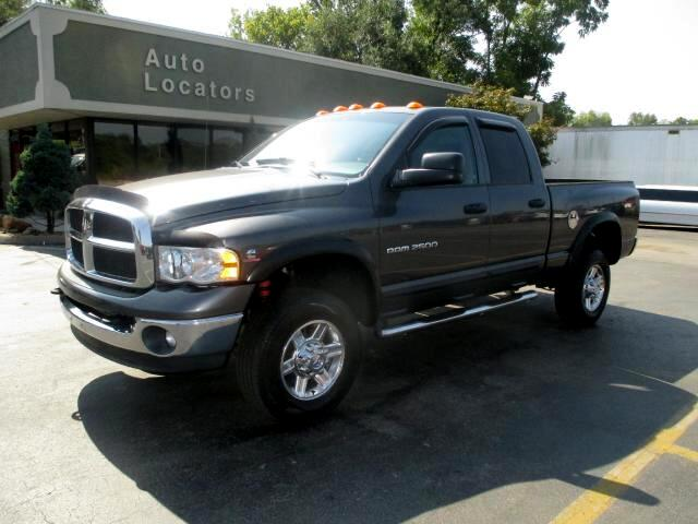 2004 Dodge Ram 2500 Please feel free to contact us toll free at 866-223-9565 for more information ab