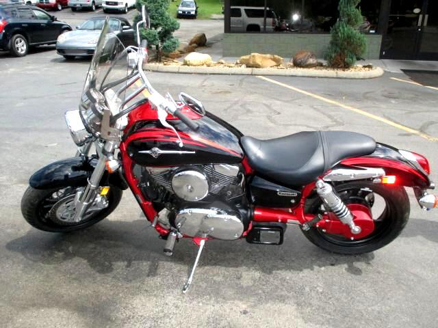 2006 Kawasaki VN1600-F Please feel free to contact us toll free at 866-223-9565 for more information