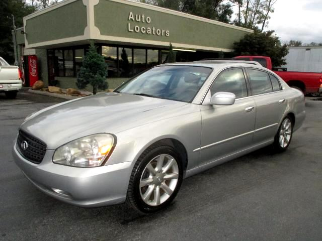 2002 Infiniti Q45 Please feel free to contact us toll free at 866-223-9565 for more information abou