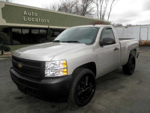 2008 Chevrolet Silverado 1500 Please feel free to contact us toll free at 866-223-9565 for more info