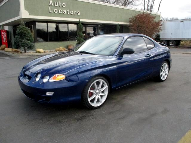 2001 Hyundai Tiburon Please feel free to contact us toll free at 866-223-9565 for more information a