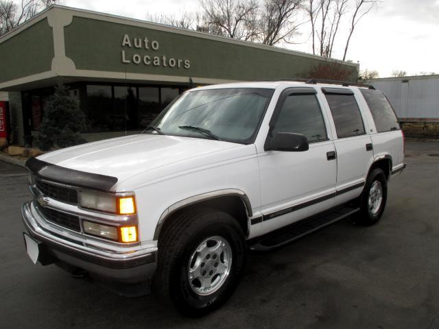 1999 Chevrolet Tahoe Please feel free to contact us toll free at 866-223-9565 for more information a