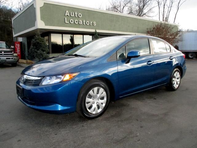 2012 Honda Civic Please feel free to contact us toll free at 866-223-9565 for more information abou