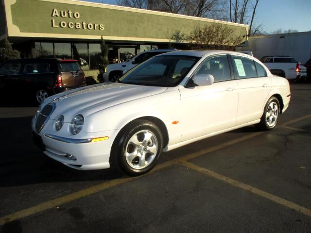 2001 Jaguar S-Type Please feel free to contact us toll free at 866-223-9565 for more information abo