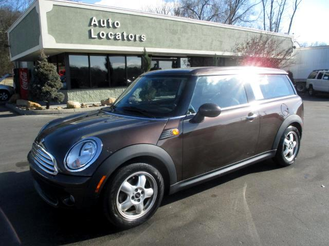 2008 MINI Clubman Please feel free to contact us toll free at 866-223-9565 for more information abou