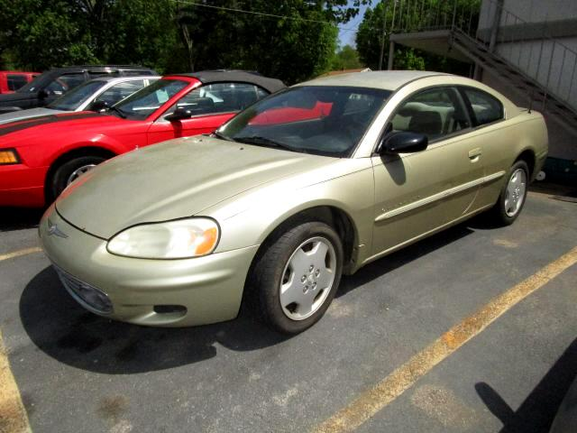 2001 Chrysler Sebring Please feel free to contact us toll free at 866-223-9565 for more information