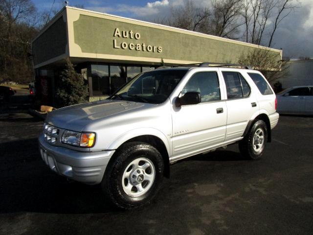 2001 Isuzu Rodeo Please feel free to contact us toll free at 866-223-9565 for more information abou