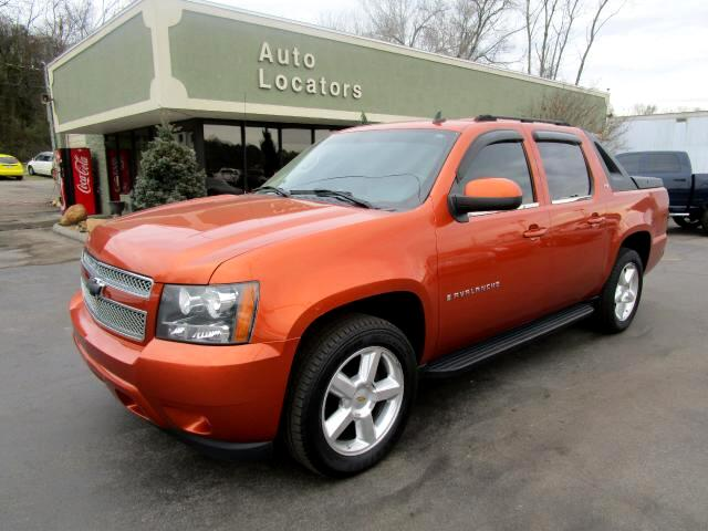 2007 Chevrolet Avalanche Please feel free to contact us toll free at 866-223-9565 for more informat