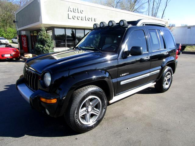 2004 Jeep Liberty Please feel free to contact us toll free at 866-223-9565 for more information abo