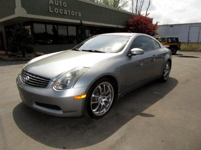 2005 Infiniti G35 Please feel free to contact us toll free at 866-223-9565 for more information abo