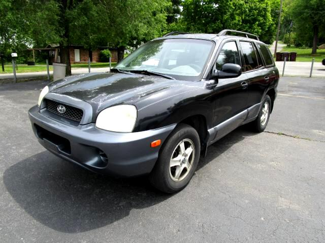 2004 Hyundai Santa Fe Please feel free to contact us toll free at 866-223-9565 for more information