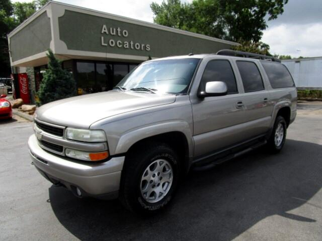 2002 Chevrolet Suburban Please feel free to contact us toll free at 866-223-9565 for more informati