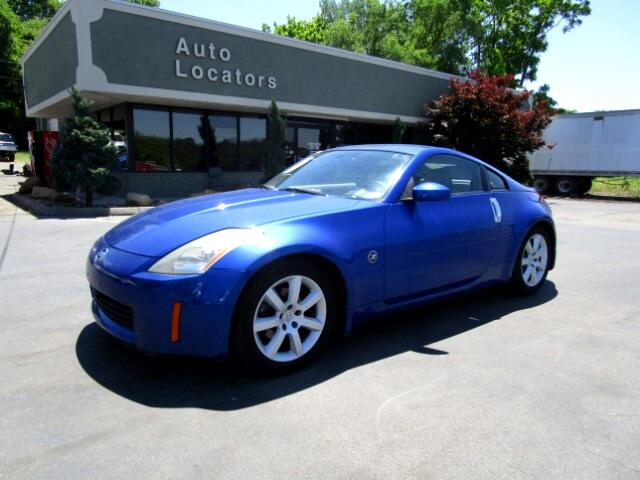 2003 Nissan 350Z Please feel free to contact us toll free at 866-223-9565 for more information abou