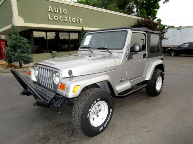 2001 Jeep Wrangler Please feel free to contact us toll free at 866-223-9565 for more information ab