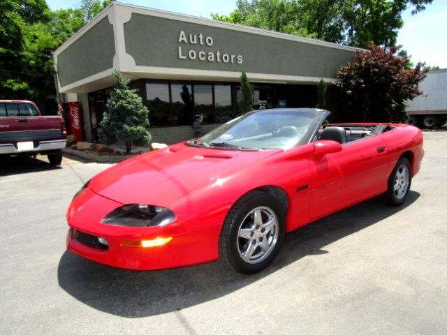 1997 Chevrolet Camaro Please feel free to contact us toll free at 866-223-9565 for more information