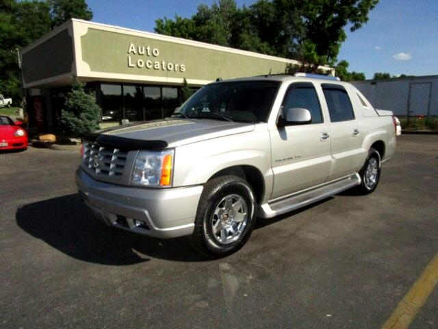 2004 Cadillac Escalade EXT Please feel free to contact us toll free at 866-223-9565 for more inform