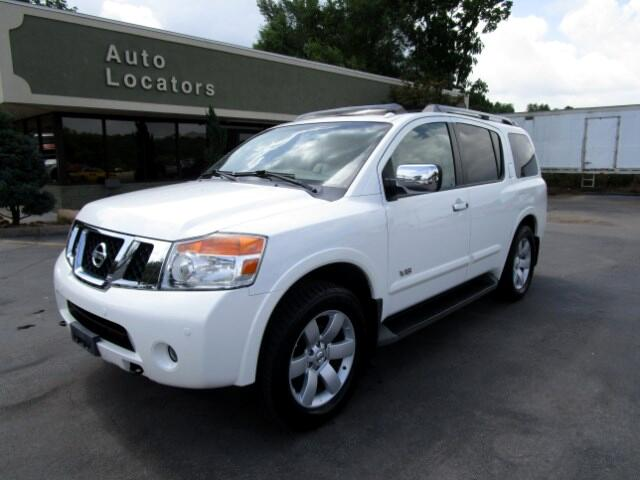 2008 Nissan Armada Please feel free to contact us toll free at 866-223-9565 for more information ab
