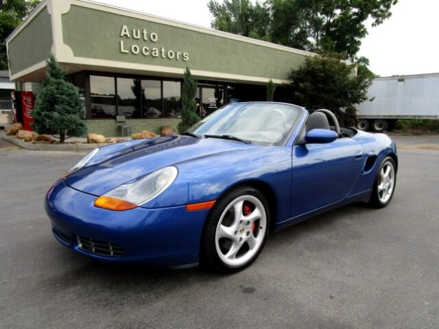 2002 Porsche Boxster Please feel free to contact us toll free at 866-223-9565 for more information