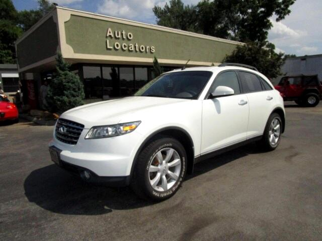 2003 Infiniti FX Please feel free to contact us toll free at 866-223-9565 for more information abou
