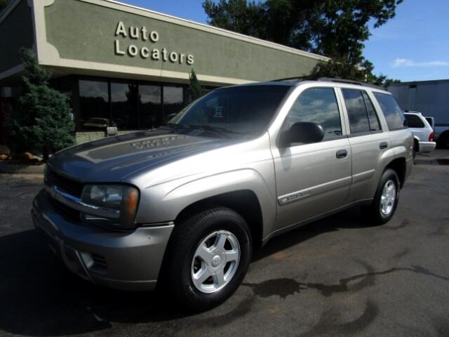 2002 Chevrolet TrailBlazer Please feel free to contact us toll free at 866-223-9565 for more inform