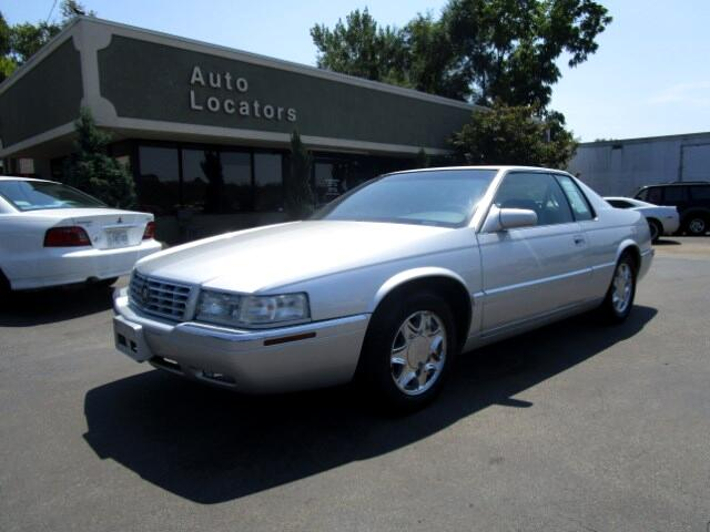 2000 Cadillac Eldorado Please feel free to contact us toll free at 866-223-9565 for more informatio