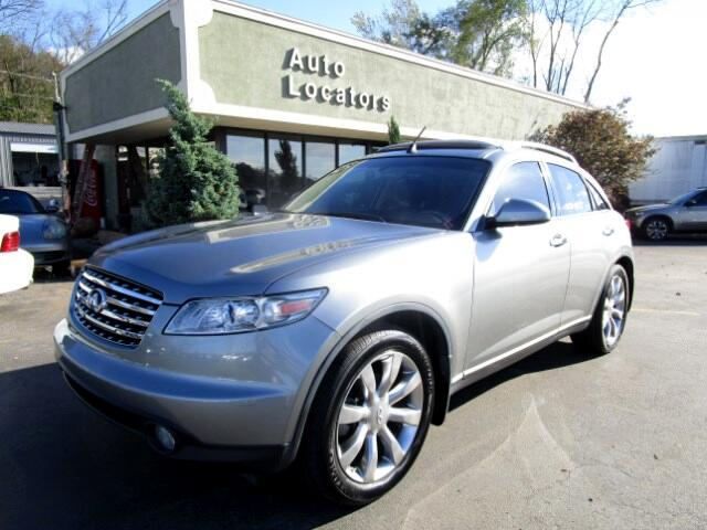 2004 Infiniti FX Please feel free to contact us toll free at 866-223-9565 for more information abou