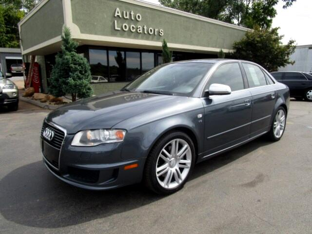 2007 Audi S4 Please feel free to contact us toll free at 866-223-9565 for more information about th