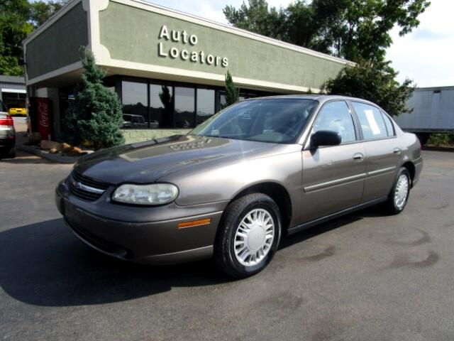 2001 Chevrolet Malibu Please feel free to contact us toll free at 866-223-9565 for more information