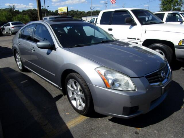 2008 Nissan Maxima Please feel free to contact us toll free at 866-223-9565 for more information ab
