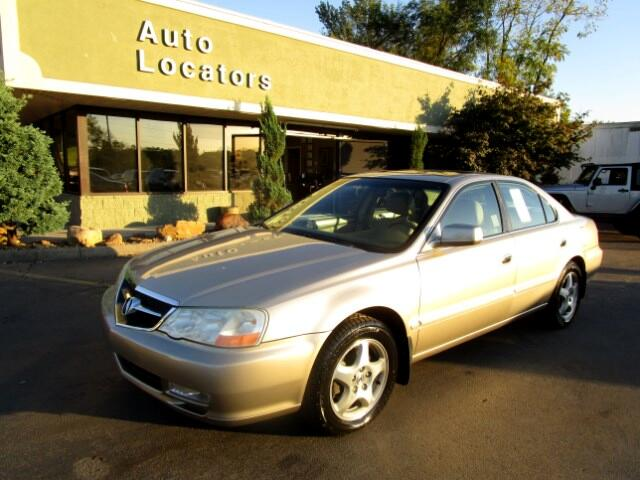 2003 Acura TL Please feel free to contact us toll free at 866-223-9565 for more information about t