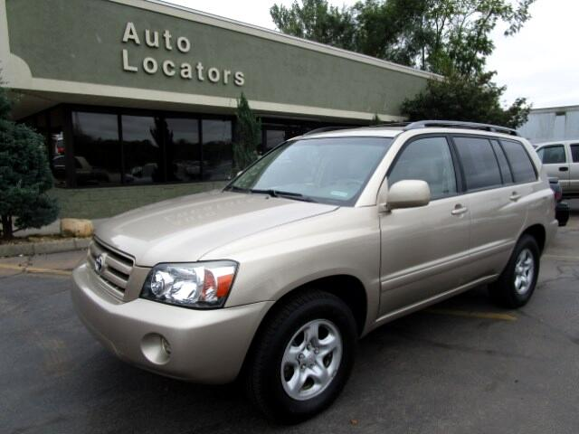 2006 Toyota Highlander Please feel free to contact us toll free at 866-574-1908 for more informatio