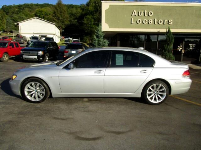 2008 BMW 7-Series Please feel free to contact us toll free at 866-223-9565 for more information abo