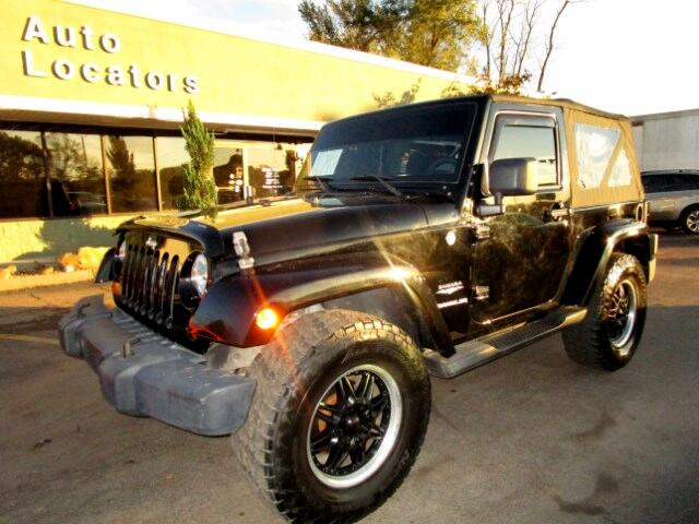 2007 Jeep Wrangler Please feel free to contact us toll free at 866-223-9565 for more information ab
