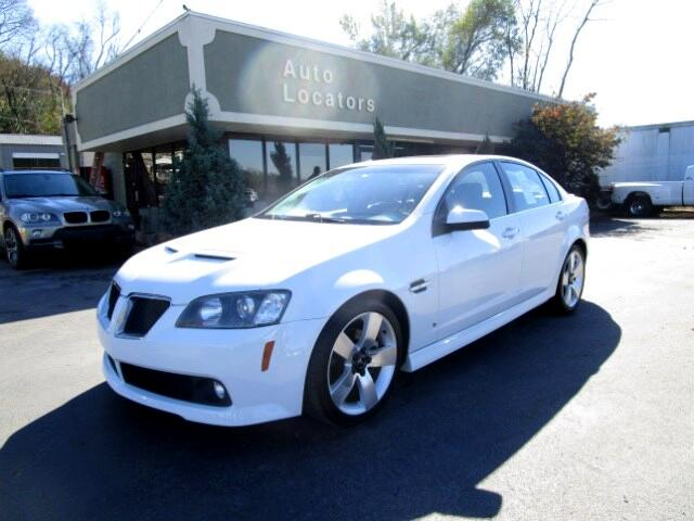 2008 Pontiac G8 Please feel free to contact us toll free at 866-223-9565 for more information about