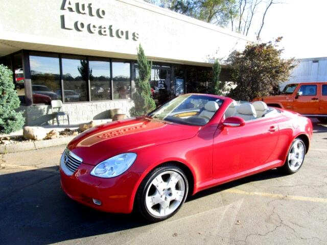 2004 Lexus SC 430 Please feel free to contact us toll free at 866-223-9565 for more information abo